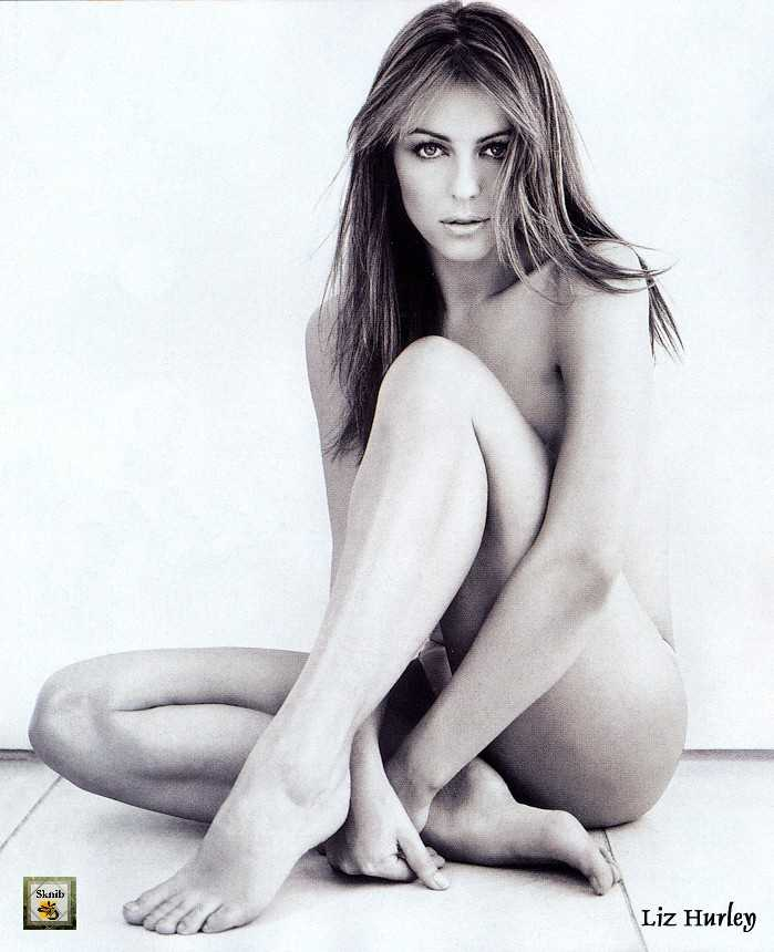 Elizabeth Hurley beautiful