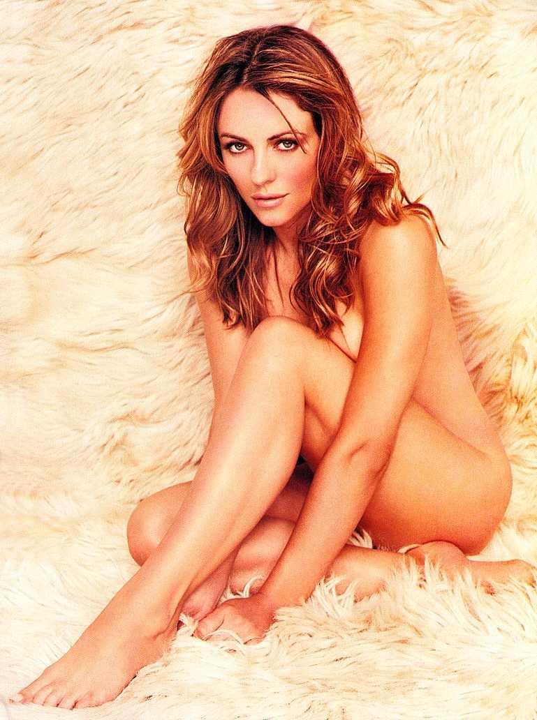 Elizabeth Hurley nude pictures
