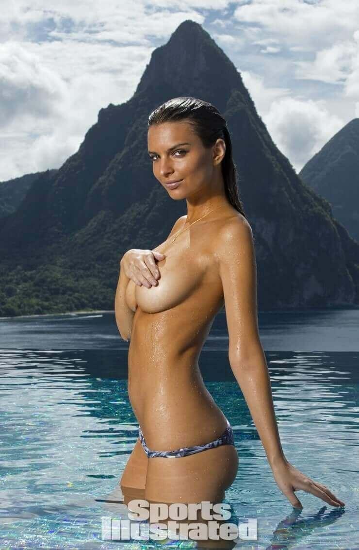 Emily Ratajkowski hot nude pics