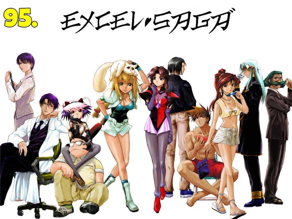 Excel-Saga