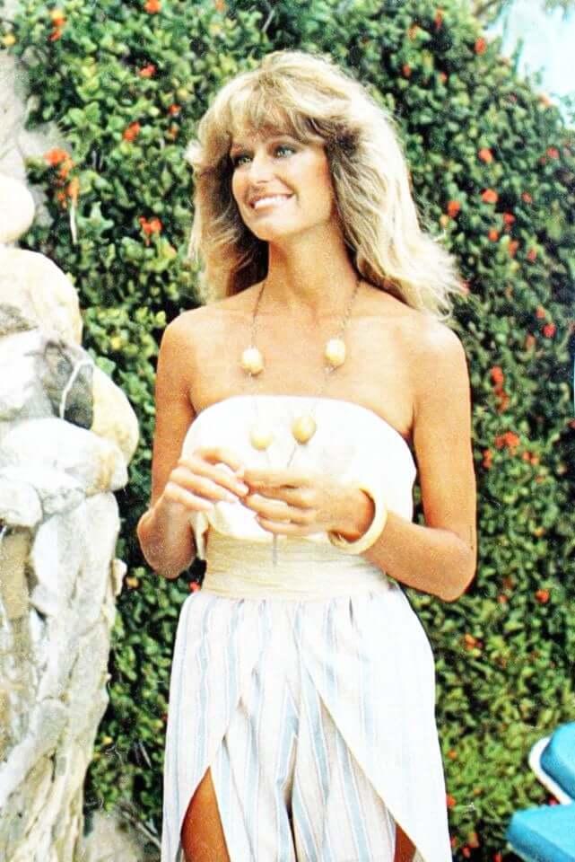 Farrah Fawcett sexy picture (2)