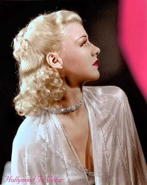 Ginger Rogers breasts