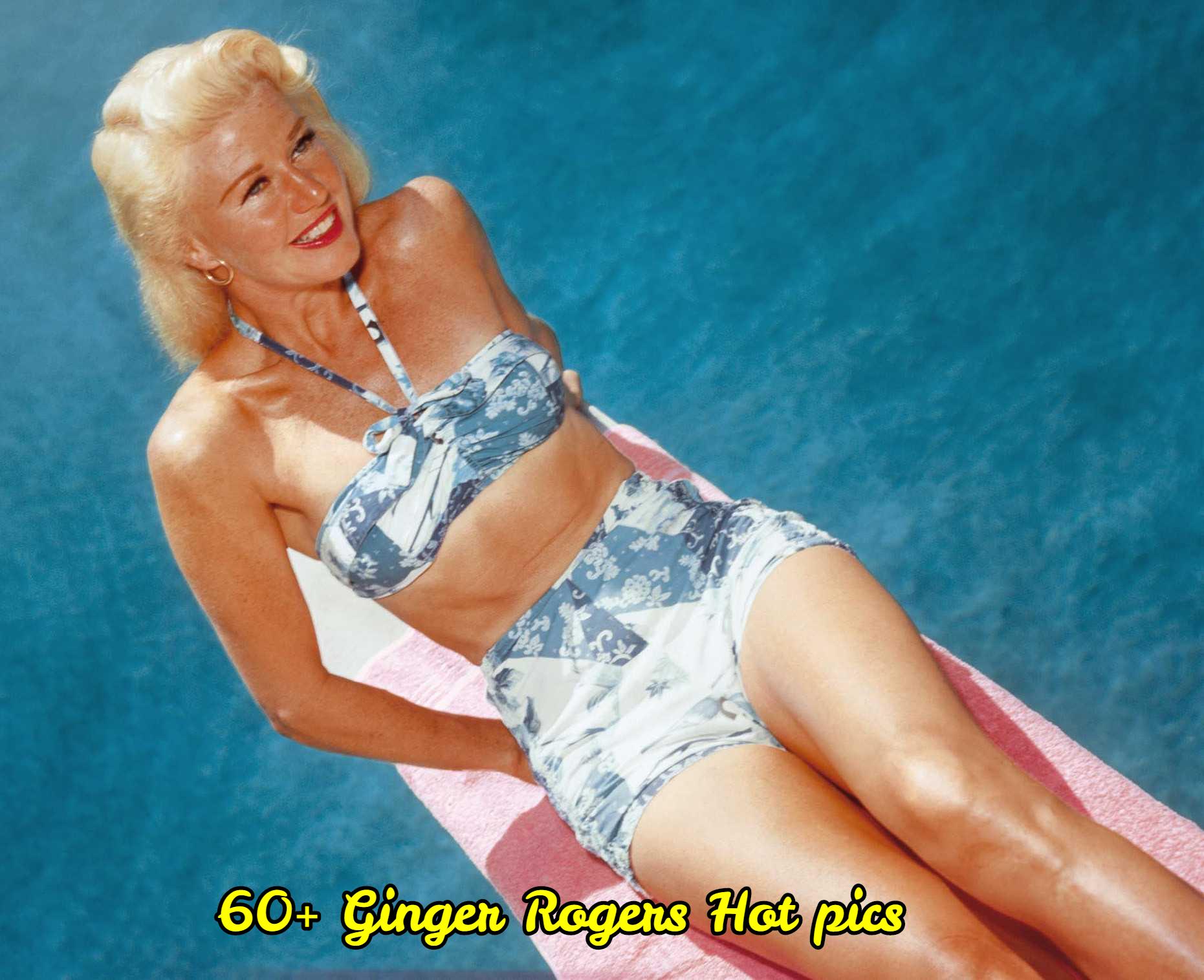 Ginger Rogers hot pics