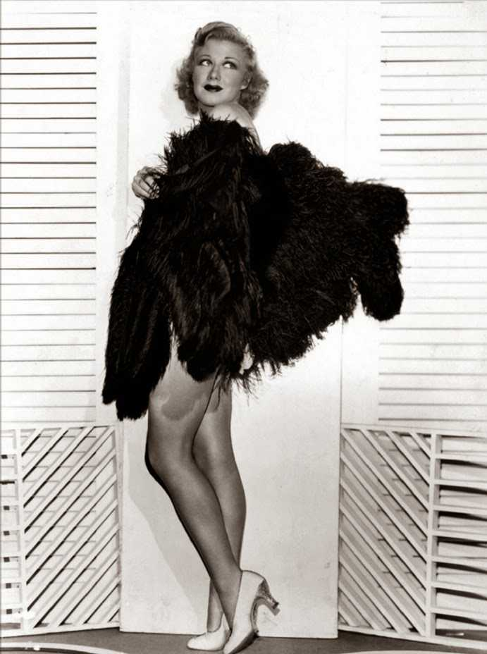 Ginger Rogers near nude pics