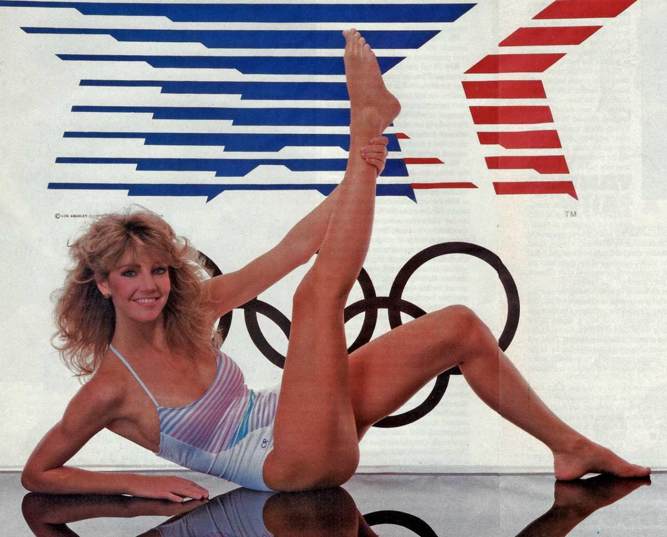 Heather Locklear legs (2)
