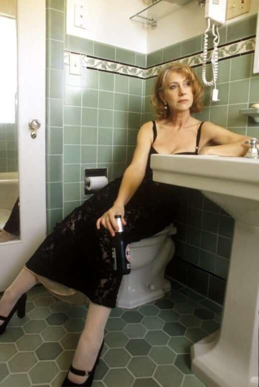 Helen Mirren sexy image