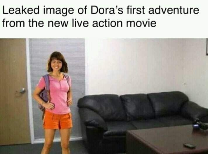 Hilarious The Casting Couch memes