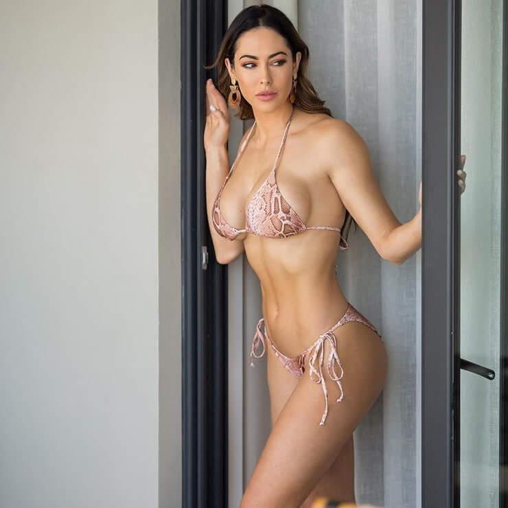 Hope Beel hot lingerie pics