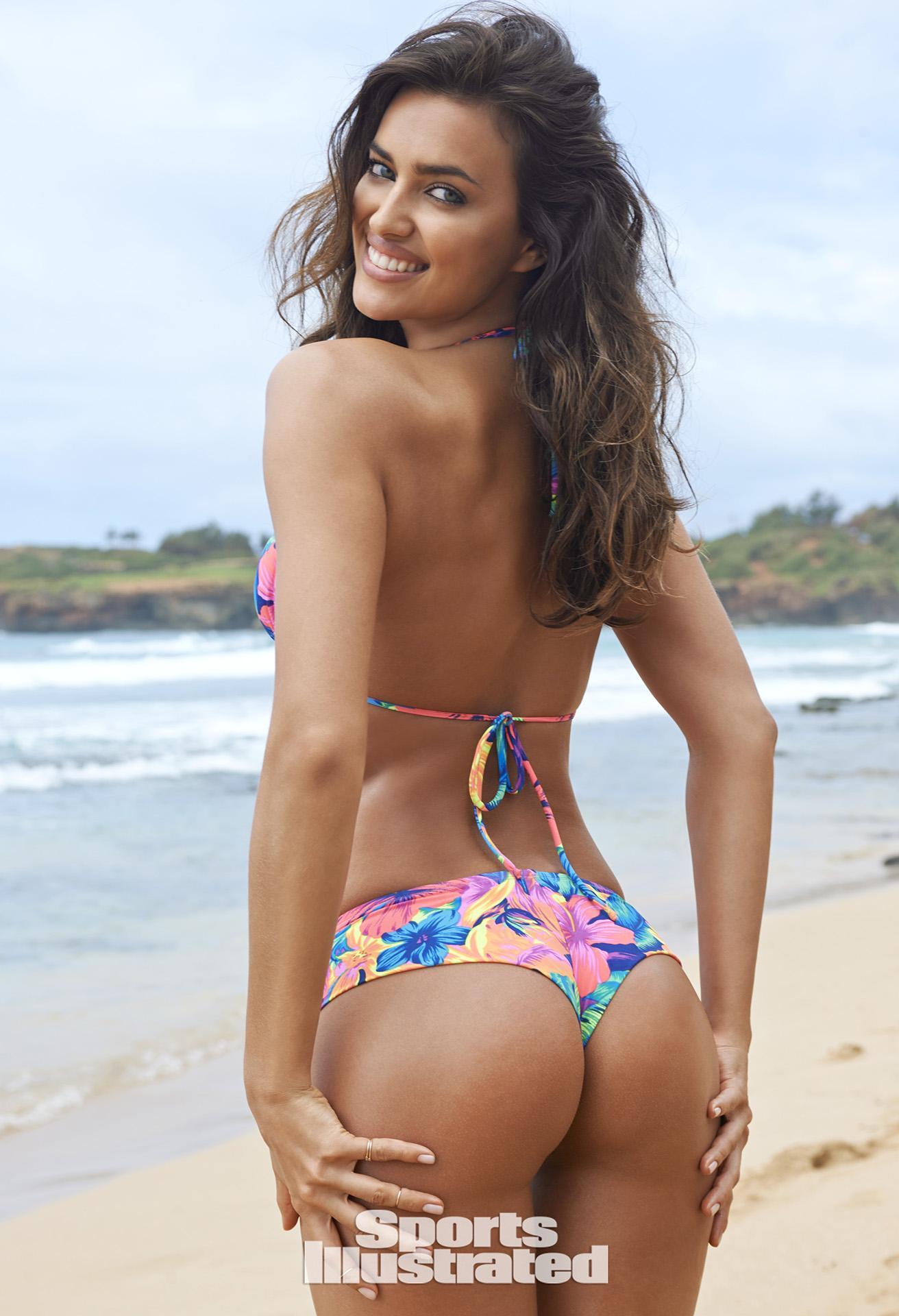 Irina Shayk hot butt