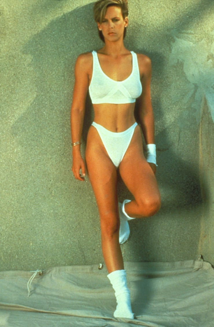 Amy Dumas Sexy 61 sexy jamie lee curtis pictures will drive you wildly