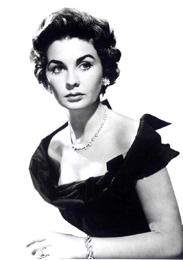 Jean Simmons big boobs