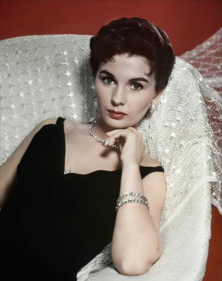 Jean Simmons facts