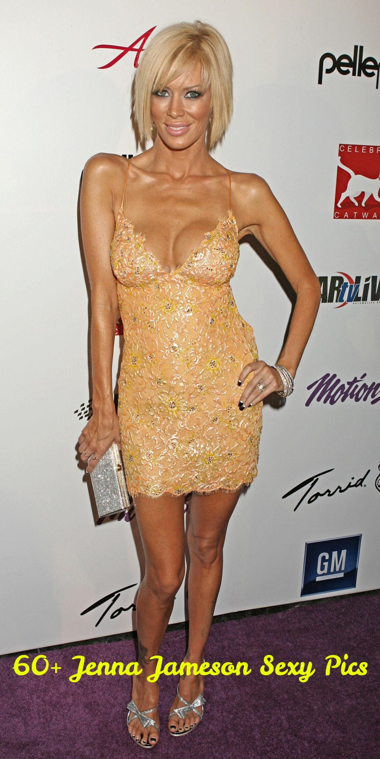 Jenna Jameson hot pics