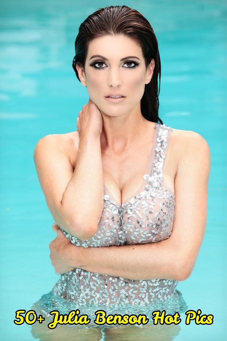 Julia Benson lovely