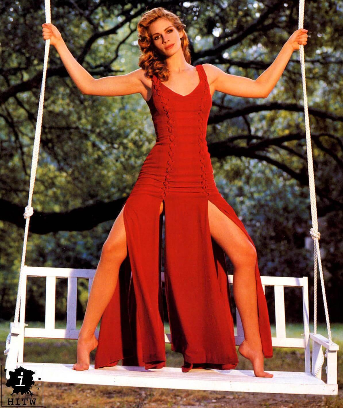 Julia Roberts legs