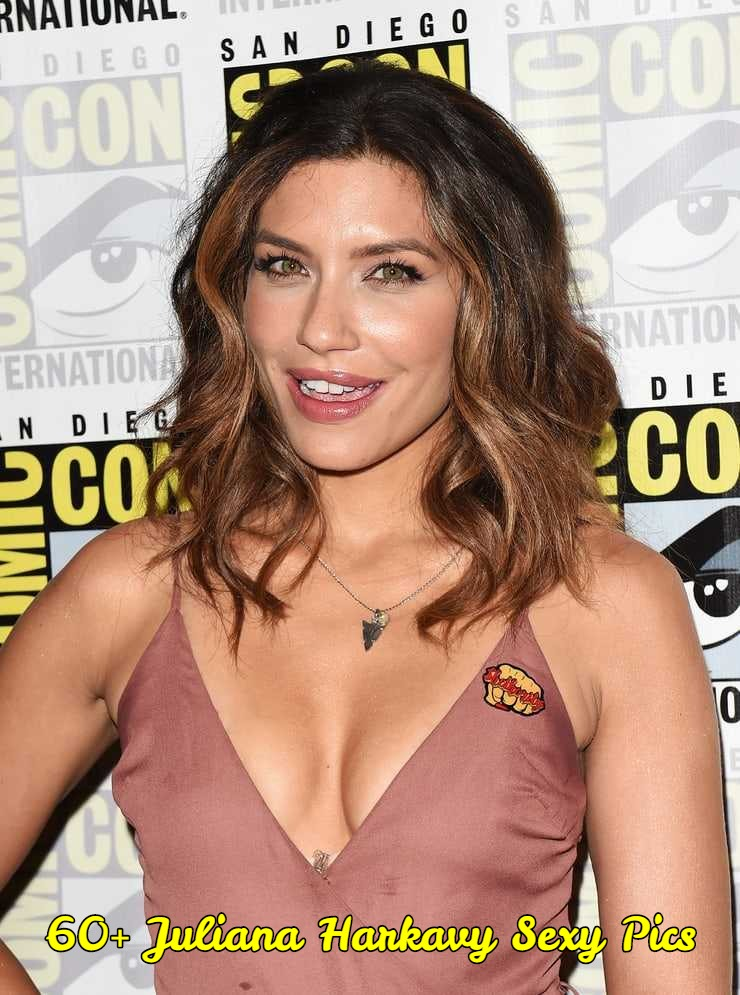 Juliana Harkavy big boobs