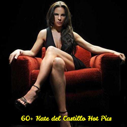 Kate del Castillo sexy thigh