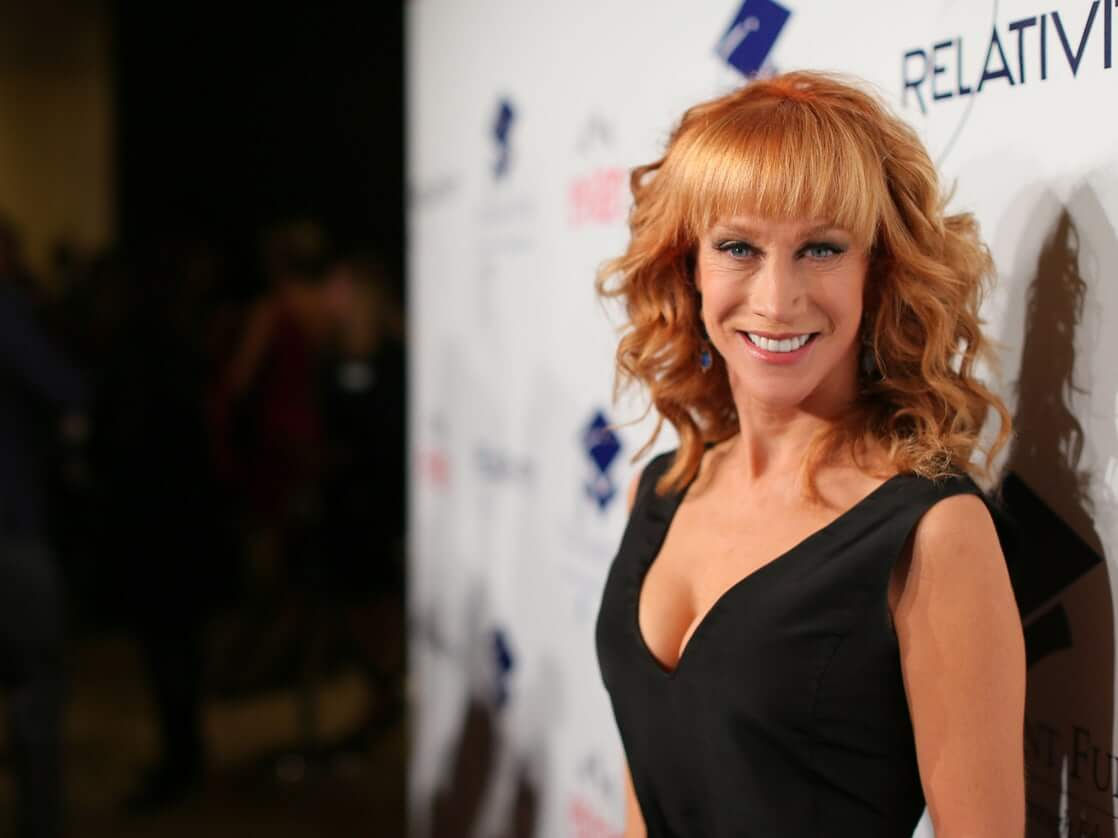 Kathy Griffin sexy side pics