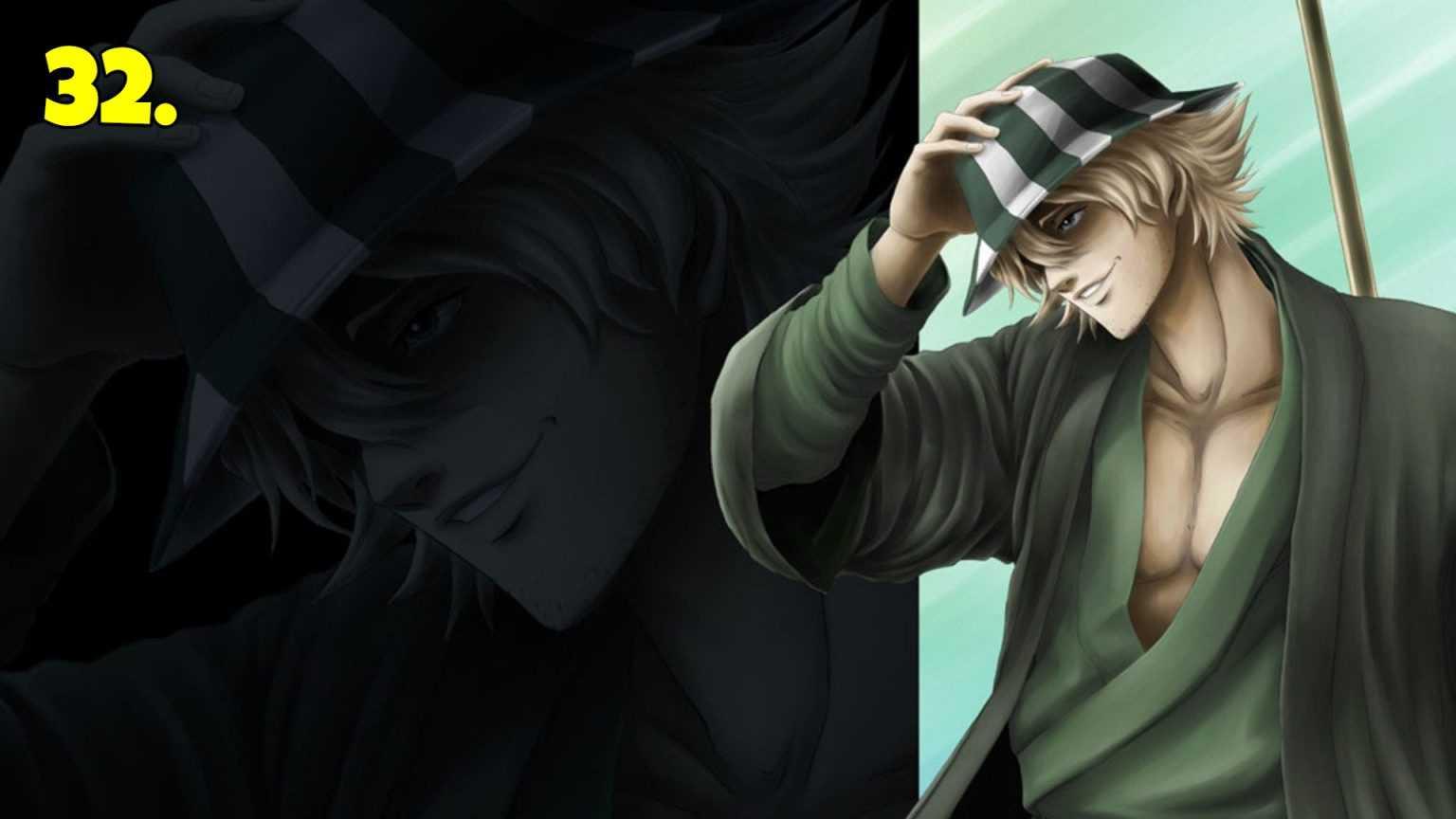 Kisuke-Urahara-–-Bleach