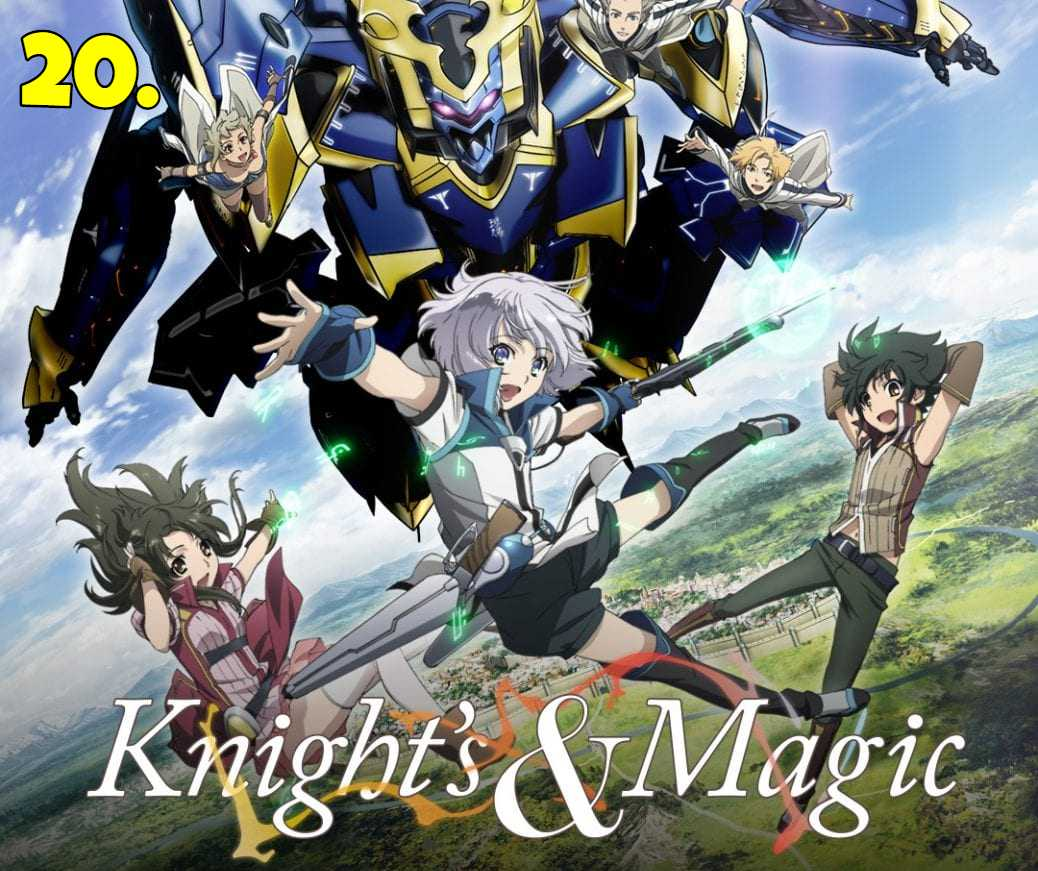 Knight's-Magic