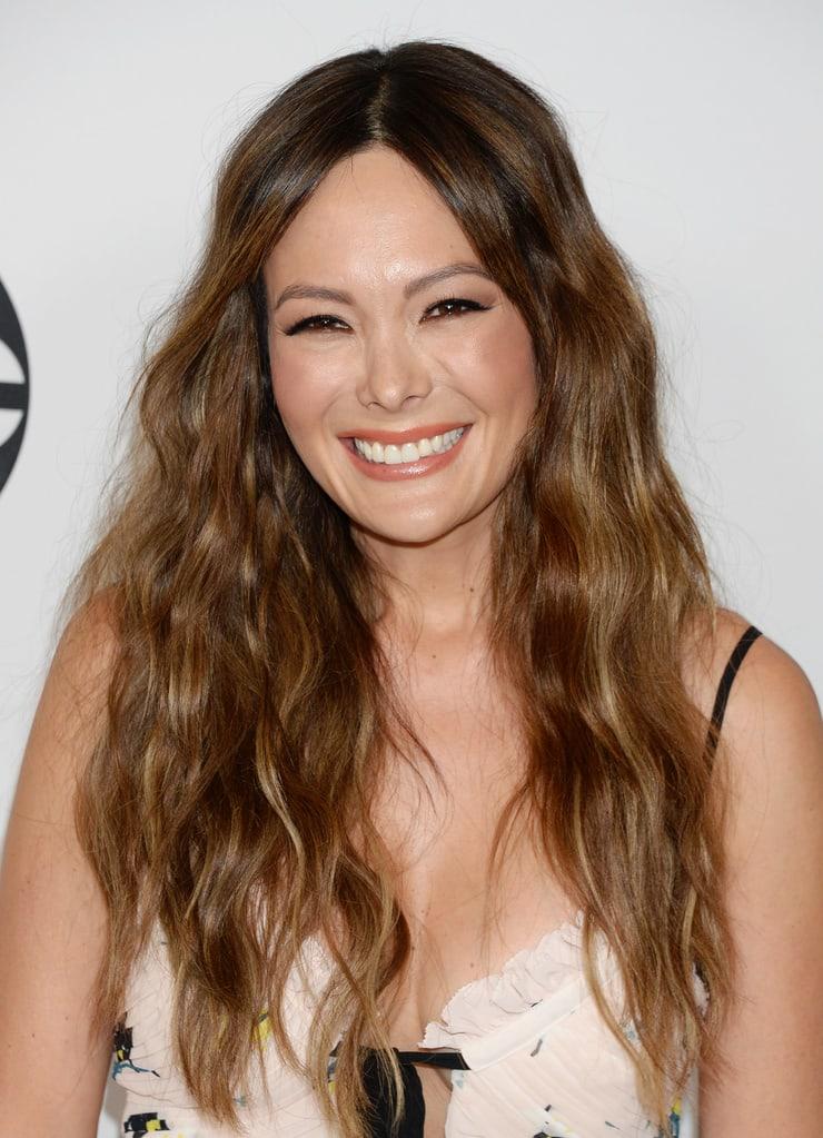 Lindsay Price smile