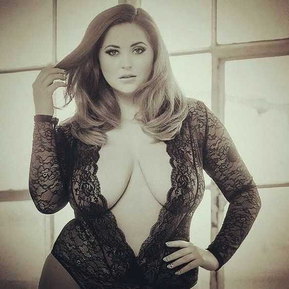 Lucy Collett big breasts