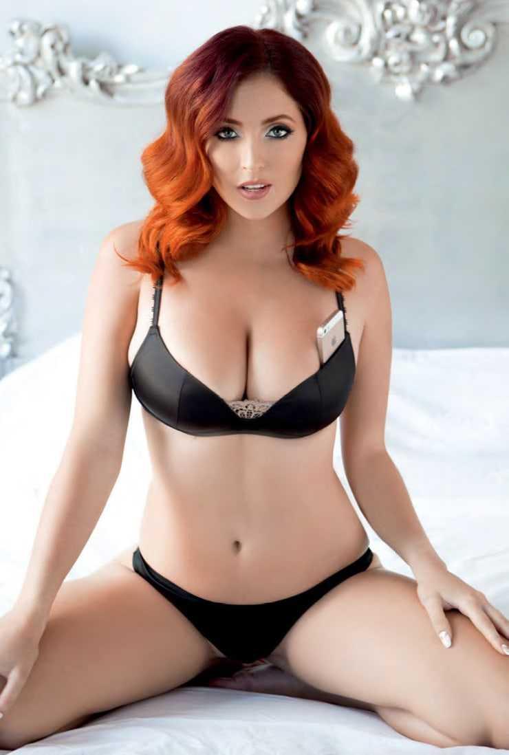 Lucy Collett sexy bikini