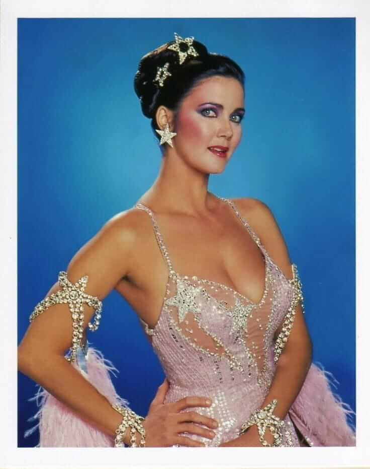 Lynda Carter sexy side pics