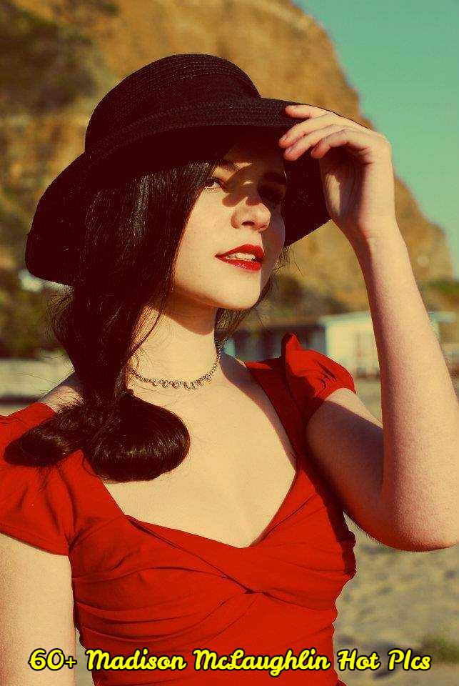 Madison McLaughlin hot lips
