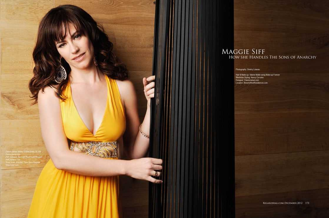 Maggie Siff awesome pic (2)