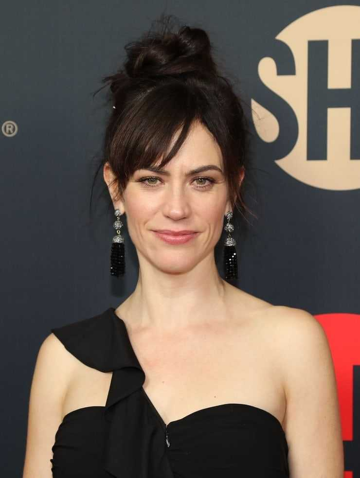 Maggie Siff hot smile (1)