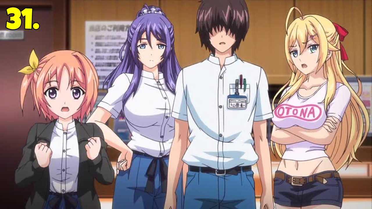 Top ten hentai anime