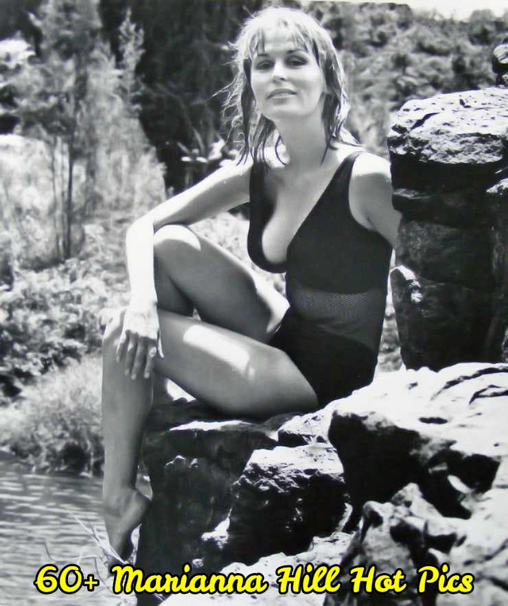Marianna Hill hot thigh