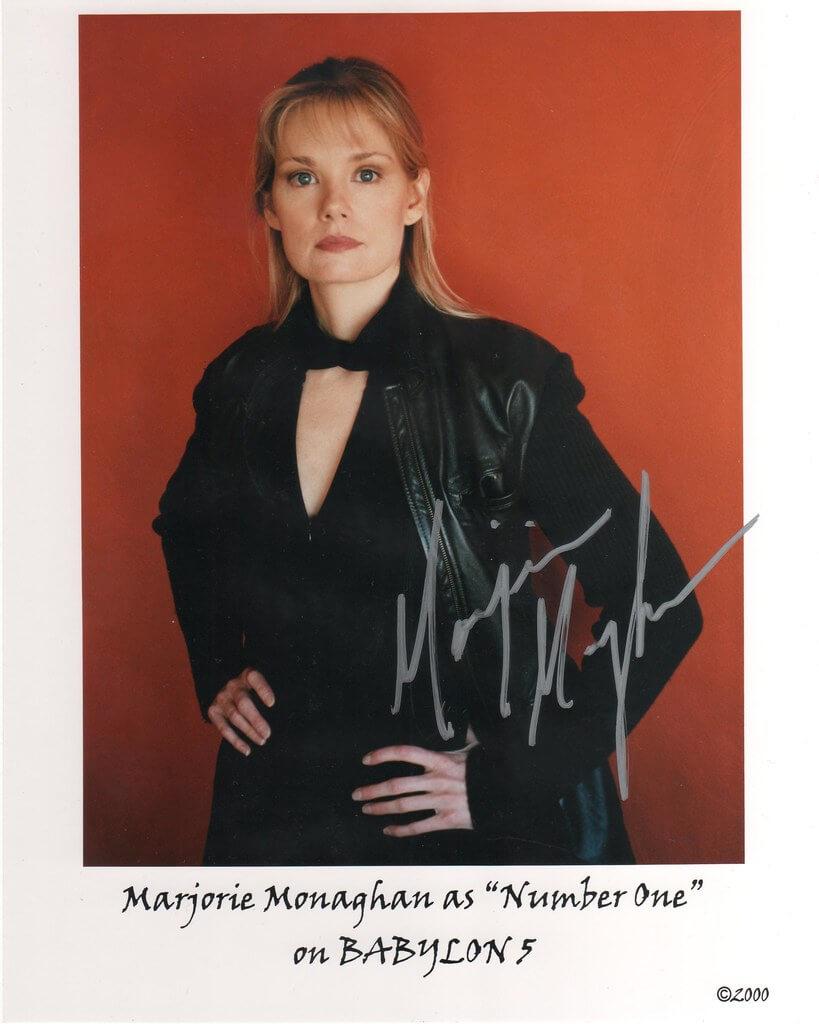 Marjorie Monaghan