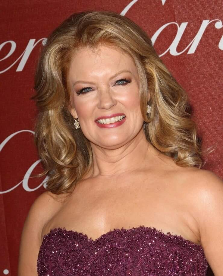 Mary Hart sexy busty pictures