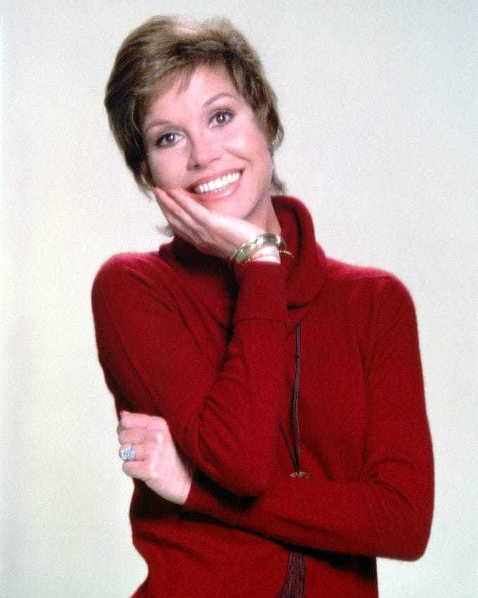 Mary Tyler Moore beauty pics
