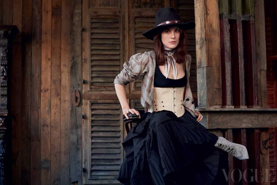 Michelle Dockery beautiful (2)