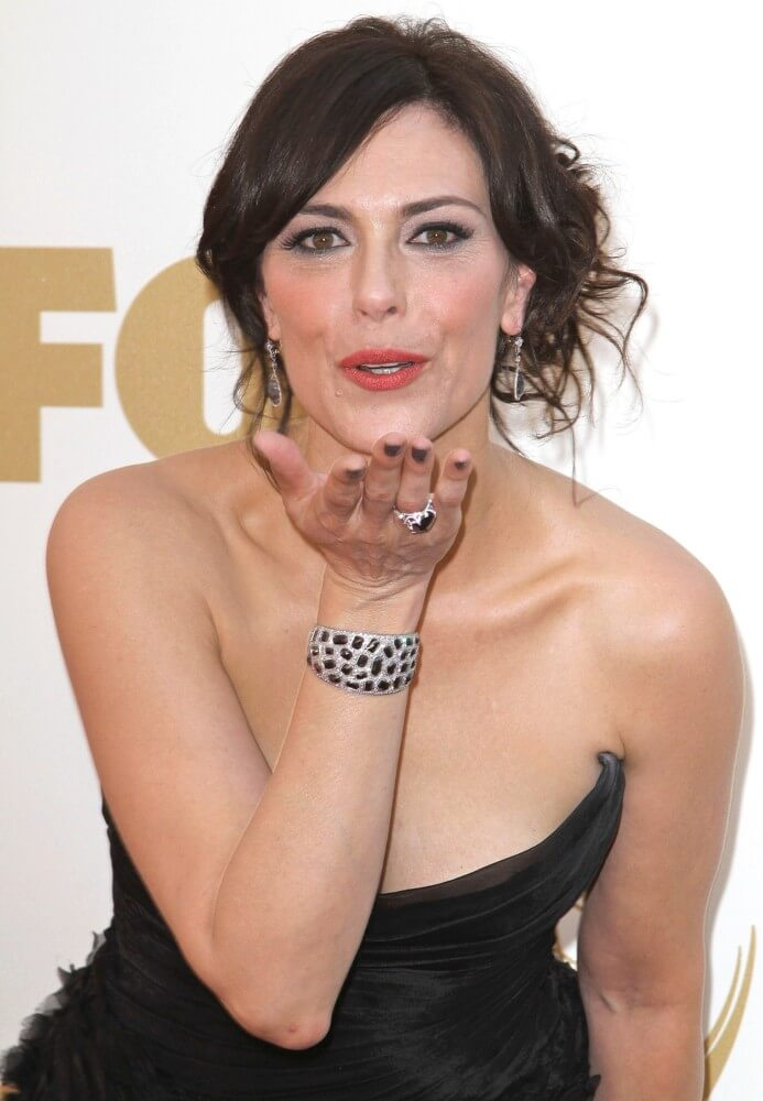 Michelle Forbes awesome pics
