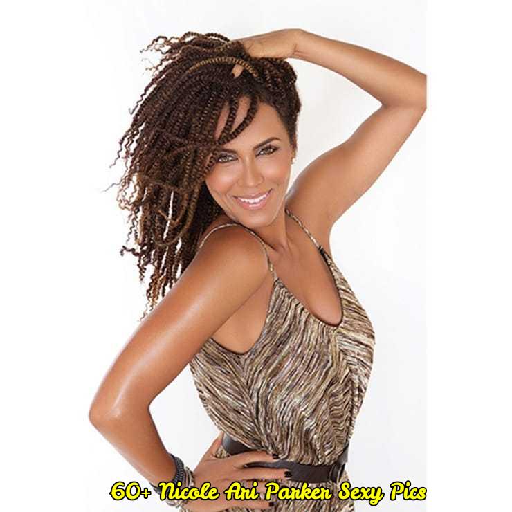 Nicole Ari Parker hot and sexy