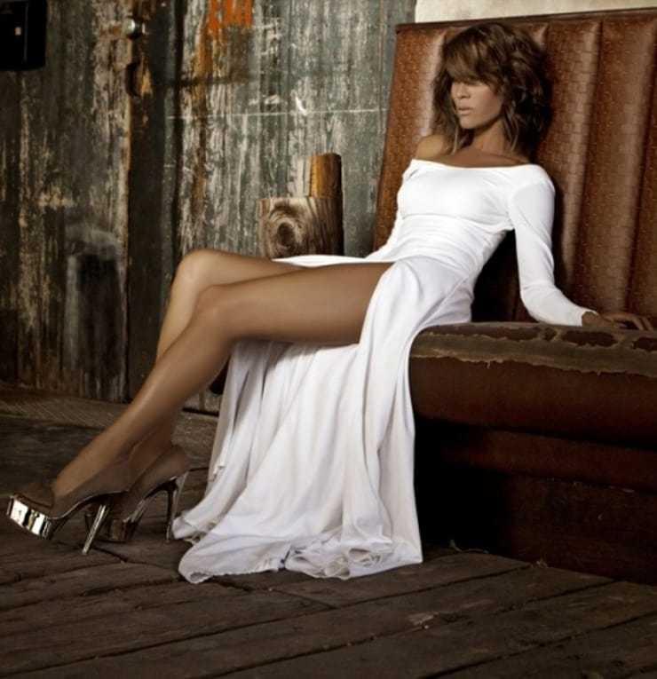 Nicole Ari Parker hot leg