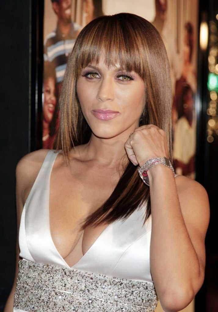 Nicole Ari Parker hot
