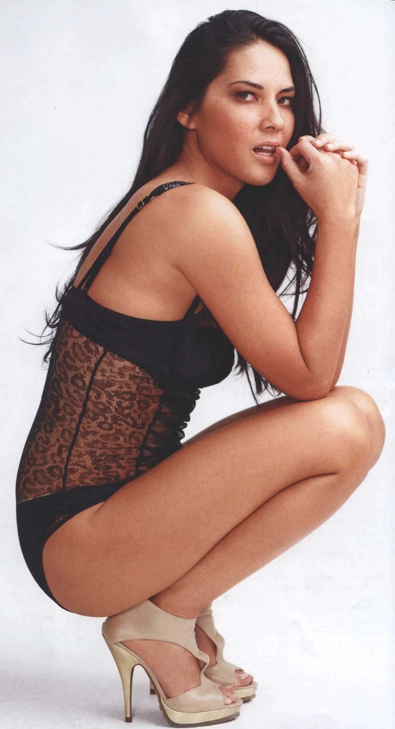Olivia Munn hot and sexy
