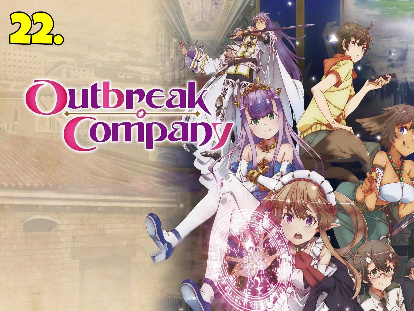 Outbreak-Company