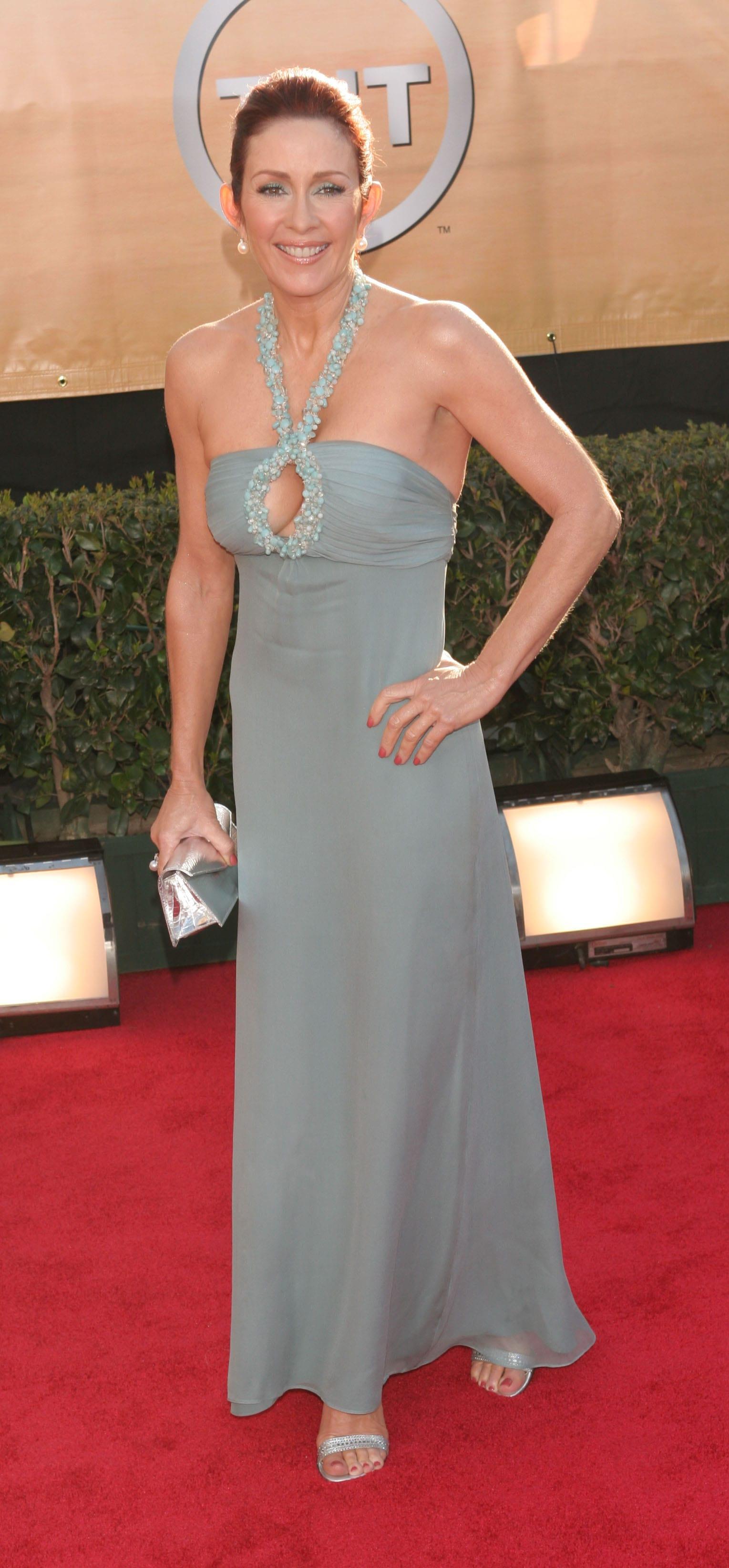 Patricia Heaton cleavage