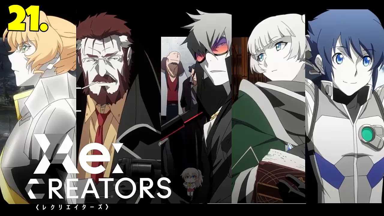 Re-Creators