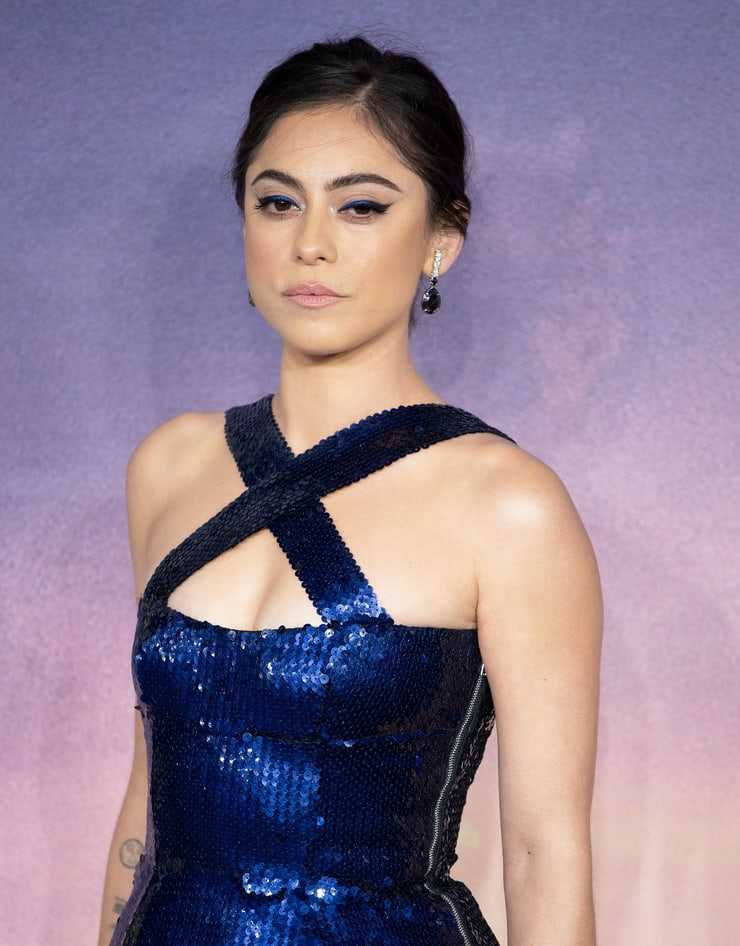 Rosa Salazar big boobs