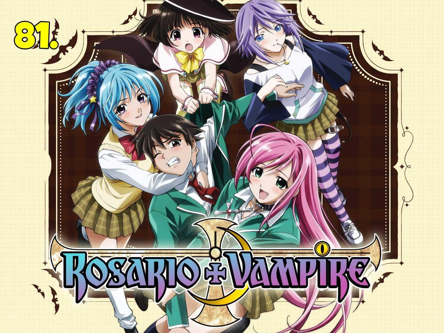 Rosario-Vampire