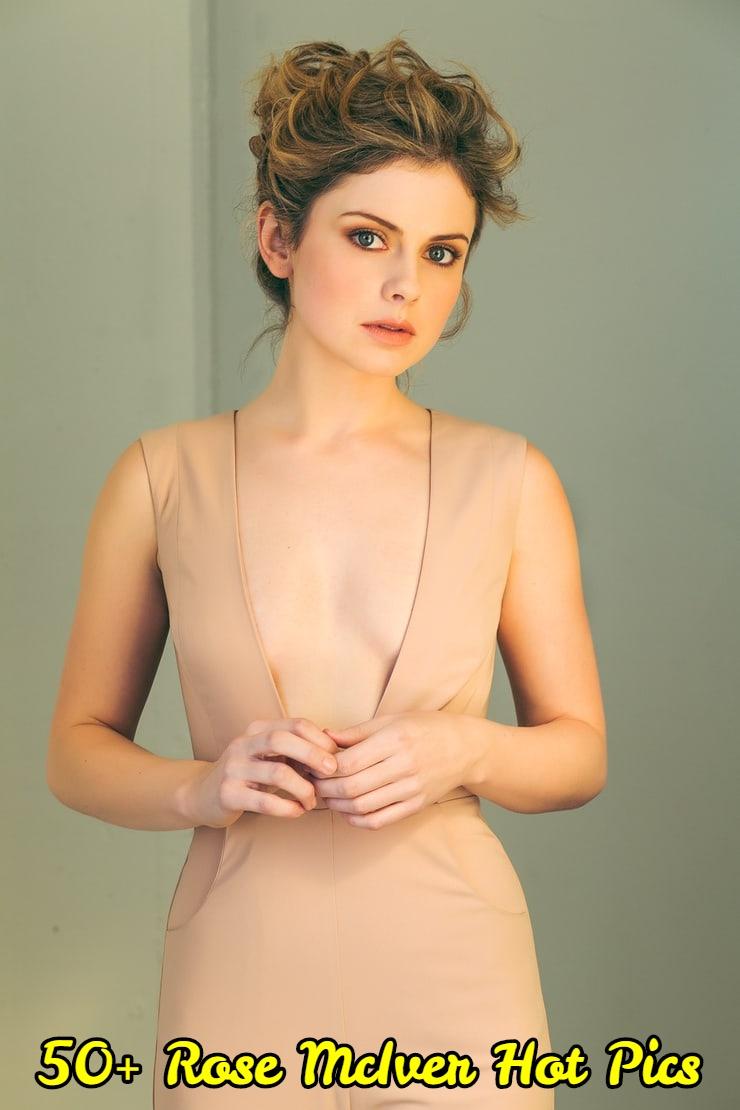 Rose McIver adorable (1)