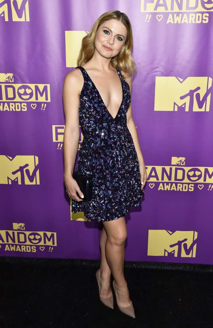 Rose McIver lovely pictures