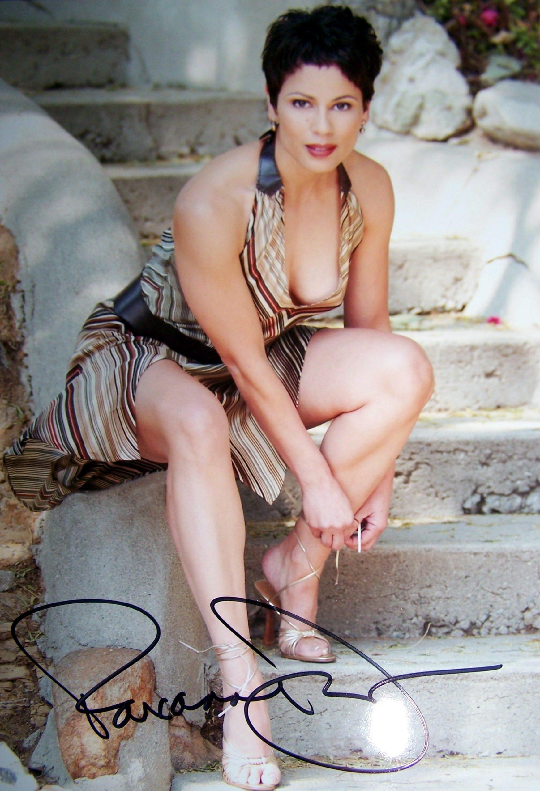 Roxann dawson nude